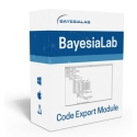 BayesiaLab Code Export Module - Format SAS, R, JavaScript, PHP and VBA - 1 YEAR