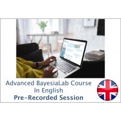 Advanced BayesiaLab Course (Pre-Recorded)