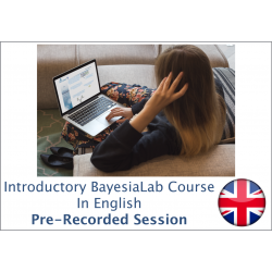 Introductory BayesiaLab Course (Pre-Recorded)