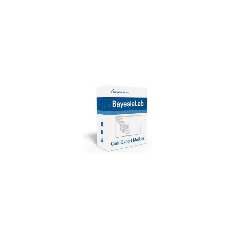 BayesiaLab Code Export Module - Python - 1 YEAR